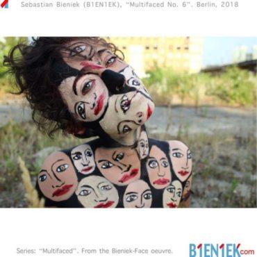 Многоликие портреты Себастьяна Беник