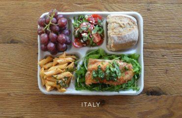 Что Едят На Обед Школьники Разных Стран?