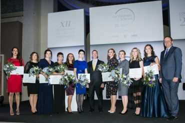 В Москве Состоялась 12-я Церемония Вручения Национальных Стипендий L'ORÉAL-UNESCO «Для Женщин в Науке»