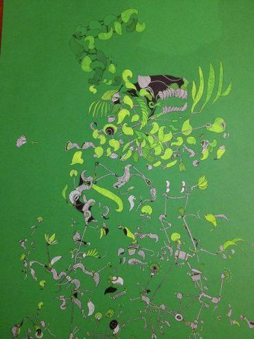 С 4 Декабря по 15 Января Пройдет Выставка «Другой Лес»