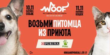 Юбилейный Фестиваль WOOF Fest