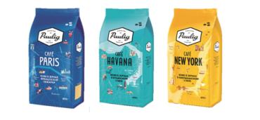 Кофе и City: Paulig Представляет Новый Зерновой Формат Уникальной Линейки