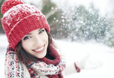 Как Ухаживать за Улыбкой в Холодное Время Года