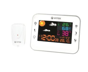 Беспроводная Метеостанция VT-6412 от VITEK