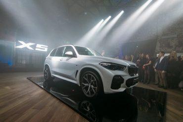 Адванс-Авто Представил Новый BMW X5. Босс Вернулся.