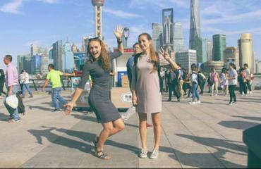 Работа И Жизнь В Китае Без Знания Китайского : История Александры