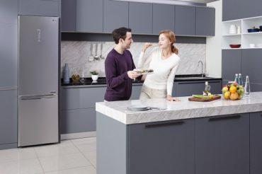 Новые Холодильники LG DoorCooling+™ Наполнят Вашу Жизнь Природной Свежестью