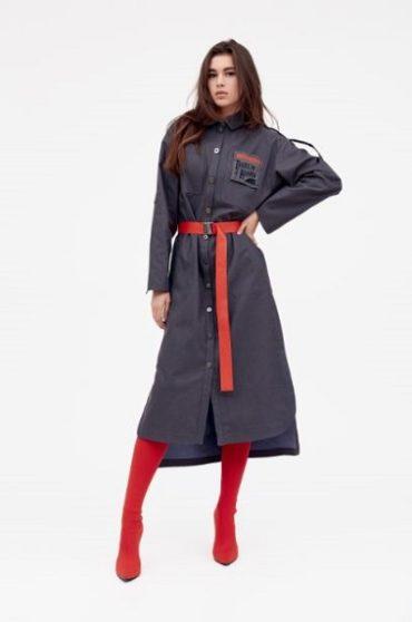 Коллекция Женской Одежды Favorini Весна 2019