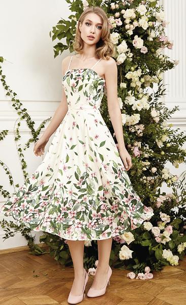 Весенняя Коллекция Одежды и Аксессуаров Florissimo от Faberlic