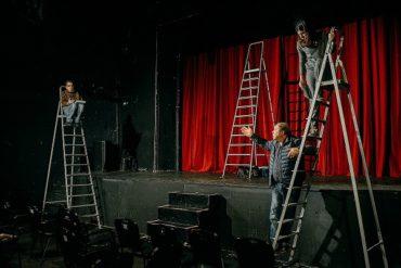 Спектакль «Город» в Театре «Школа Современной Пьесы»