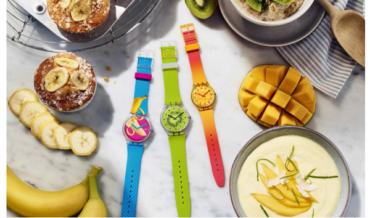 Смелое Заявление: Swatch Представил Коллекцию Весна-Лето 2019