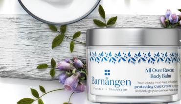 Barnängen Oil Intense с маслом дикой розы – деликатный и интенсивный уход для тела