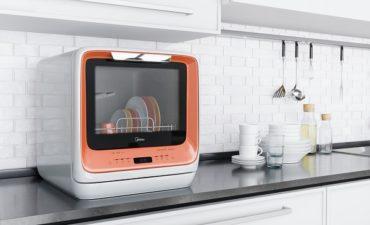 Новые посудомоечные машины Midea MINI