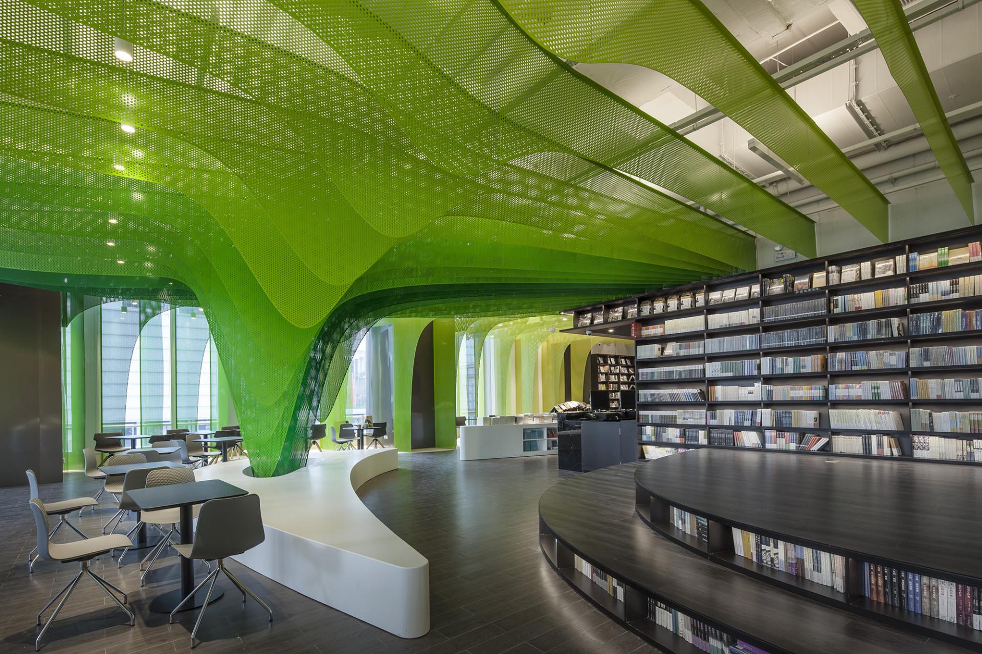 Библиотека в Сучжоу
