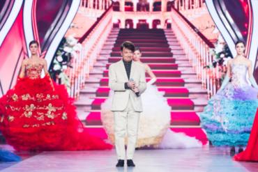 8 марта: Праздничное шоу Валентина Юдашкина в Кремле