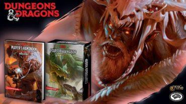 Русское издание легендарной ролевой системы Dungeons & Dragons