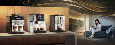 Siemens: Интеллектуальные автоматические кофемашины