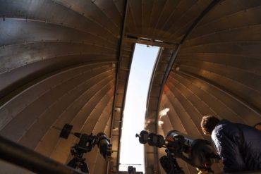 В Парке Горького в День космонавтики откроется Народная обсерватория