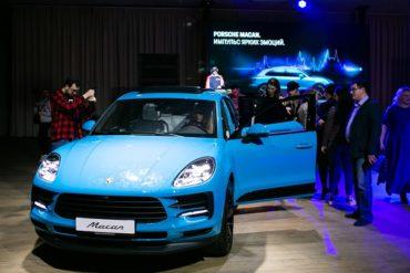 Шаг в будущее: новый Porsche Macan 2019