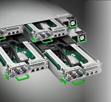 Обновление поколения серверов на базе архитектуры x86 Fujitsu PRIMERGY и PRIMEQUEST