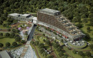Курортно-оздоровительный комплекс в Азербайджане «Lankaran Springs Wellness Resort»