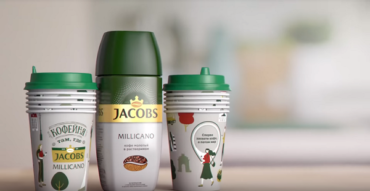 Jacobs Millicano  меняет формат Coffee-to-go