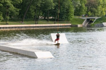 Вейк-парк и сразу две лодочные станции откроются на ВДНХ этим летом