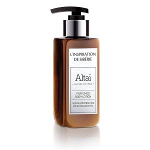 Altai, парфюмированное молочко