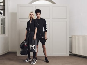 Новая совместная коллекция Karl Lagerfeld  x Olivia Palermo