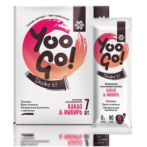 Правильный коктейль Какао-имбирь — Yoo Gо