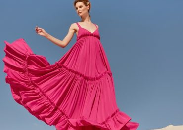 Российский бренд Yulia Prokhorova представил летний лукбук Summer Collection'19