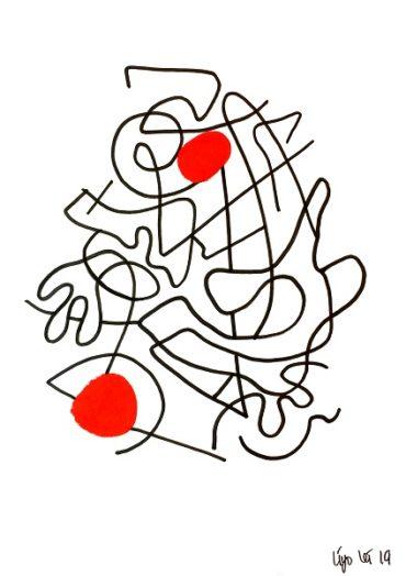 Выставка графики NEW POINT в ARTIS GALLERY