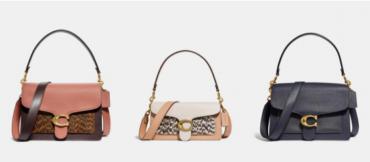 Бренд Coach представляет новую модель сумки Tabby Shoulder.
