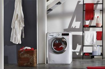 Старт продаж узких и суперузких моделей стиральных машин Hoover