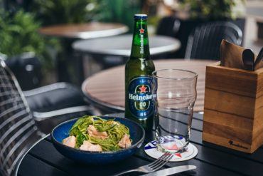Heineken 0.0 и Виталий Истомин представляют рецепты идеального ланча