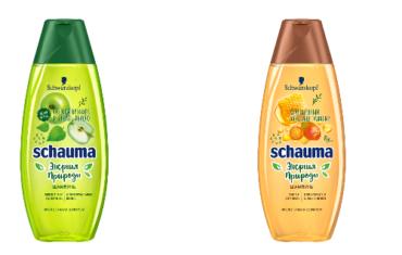 Подари волосам питательный смузи-коктейль от Schauma Энергия природы