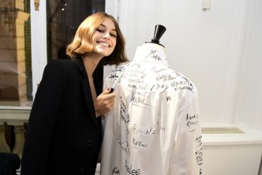 Бренд KARL LAGERFELD празднует запуск проекта, посвященный культовой белой рубашке