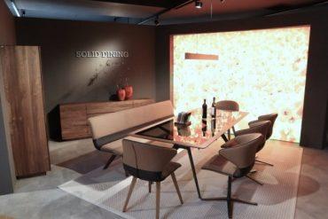 Мебель Solid -природные мотивы, органические формы и гарантированная долговечность