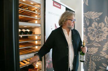 Идеальные условия для благородного вина от Miele