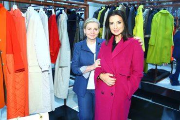 Российские знаменитости на выставке моды CPM