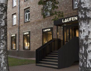 LAUFEN открывает монобрендовый бутик в Москве