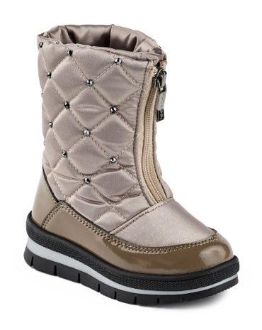 Стразы и мех: эффектный декор в коллекции обуви Jog Dog осень-зима 2019-2020