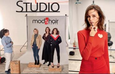 Новая коллекция образов Mod's Hair Paris: осень-зима 2020