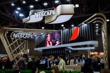 Nestlé Professional представляет бренд кофе NESCAFÉ в новом формате Out of Home