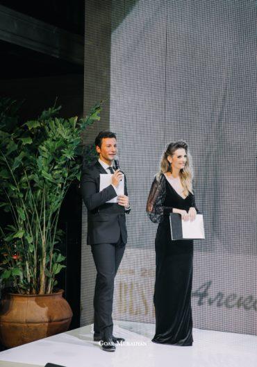 10-я ежегодная звездная премия «Прорыв Года 2019» от журнала MODA topical