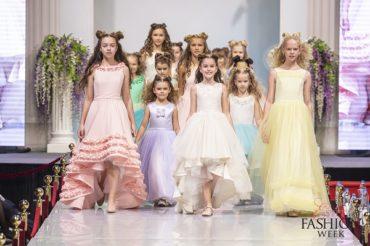 Торжественное открытие недели моды Estet Fashion Week