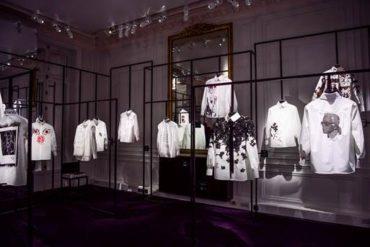 В Москве состоится выставка эксклюзивных белых рубашек KARL LAGERFELD