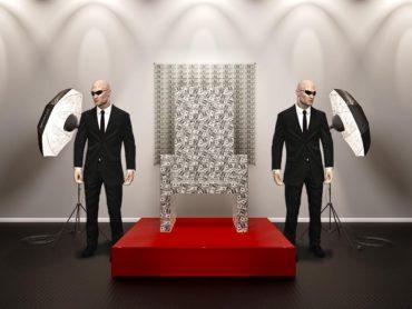 Посетители «Музея эмоций» зарядятся на «Денежном троне» с миллионом долларов