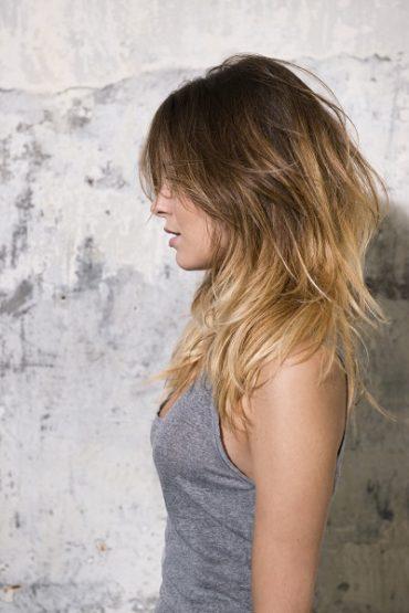 Укладка без укладки от стилистов Mod's Hair Paris