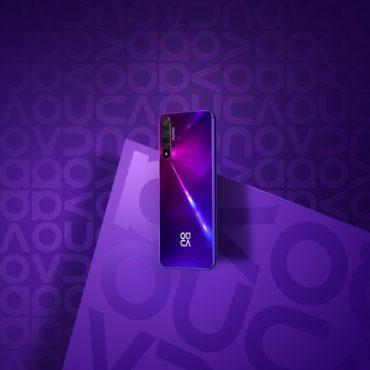 HUAWEI представляет смартфон с пятью фотомодулями HUAWEI nova 5T